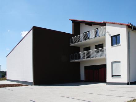 Wening Bau GmbH, Bauträger, Bauunternehmen, Referenzen, Gewerbebau, Büroräume, Schlüsselfertig, Nürnberg, Altdorf, Lauf an der Pegnitz, Hersbruck