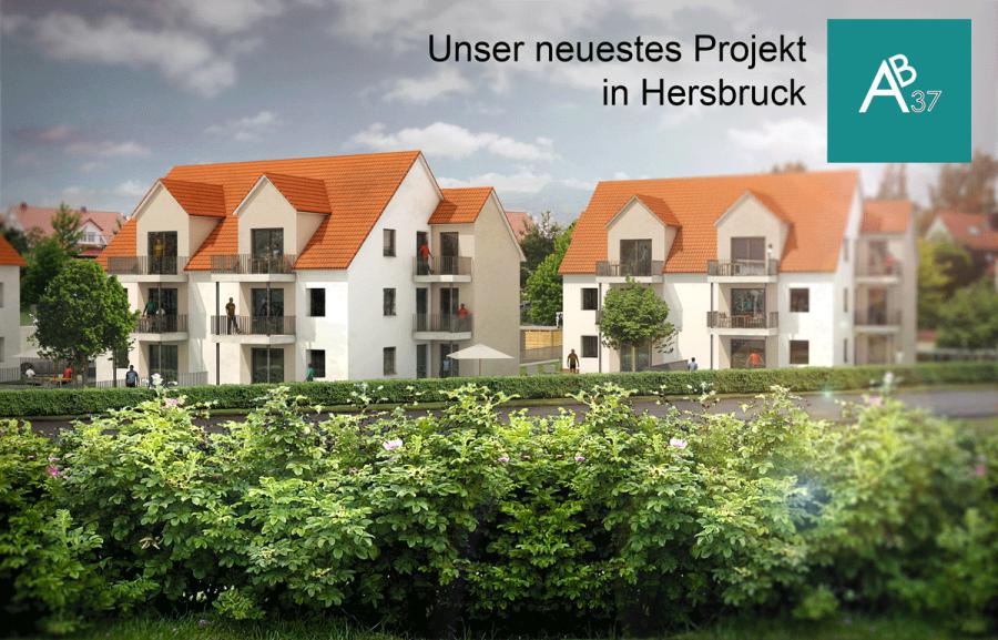 Wohnungen, Hersbruck, Eigentumswohnungen, Immobilien, Projekte